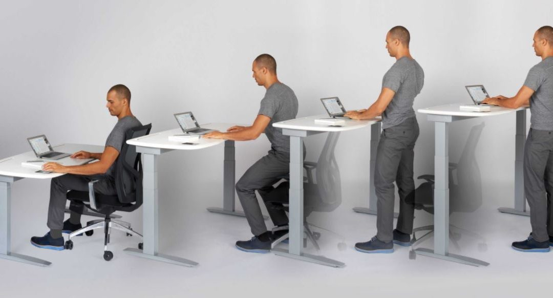Is it better to sit or stand at your desk?