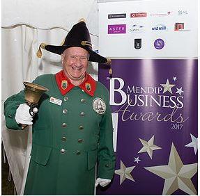 """Shortlisted for """"Customer Service Excellence"""" at business awards."""